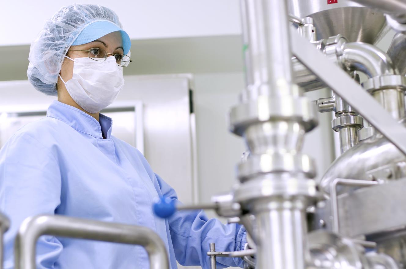 API Pharma manufacture