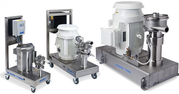 HIGH SHEAR HOMOGENIZER & WET MILL
