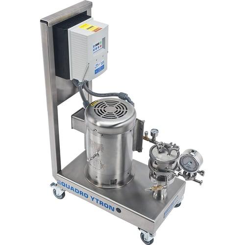 Quadro-HV-high-speed-rotor-stator-homogenizer-wet-mill