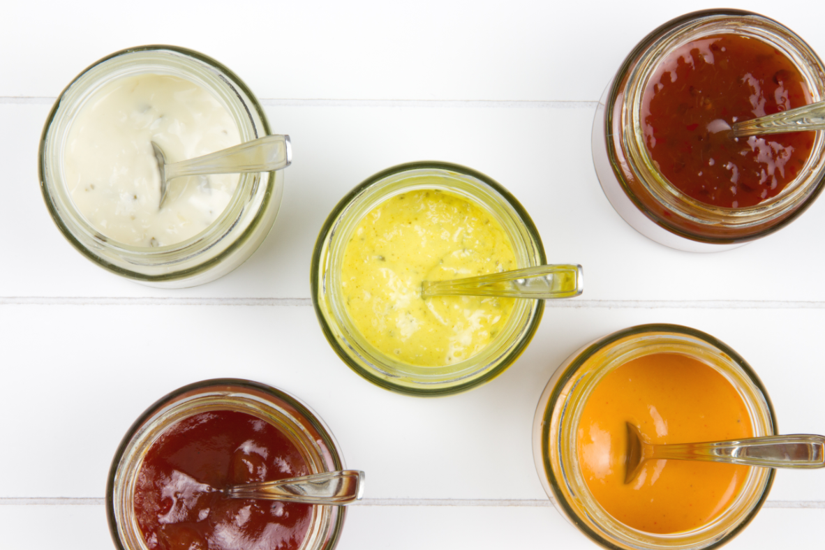 Sauces Marinades Brines